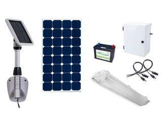 Solar Shed, Garage and Barn Lights