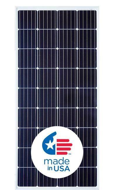 Grape Solar 190 Watt Mono-Crystalline Solar Panel