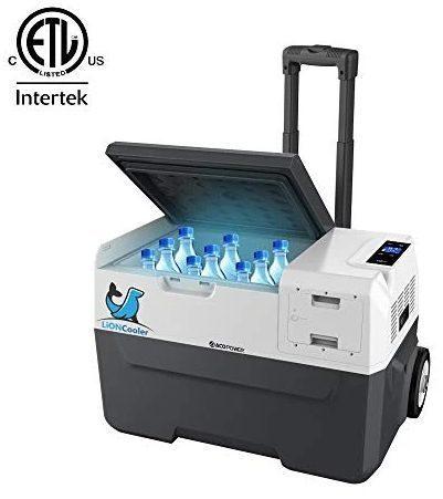 LionCooler X30A Portable Solar Fridge/Freezer