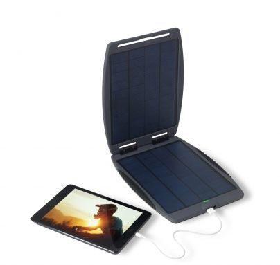 SolarGorilla Rugged Water Resistant 5V & 20V Solar Panel