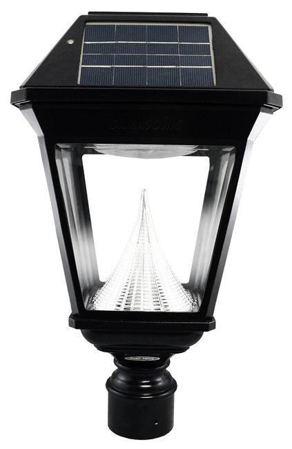 Imperial II Solar Lantern - 3 Single Fitter