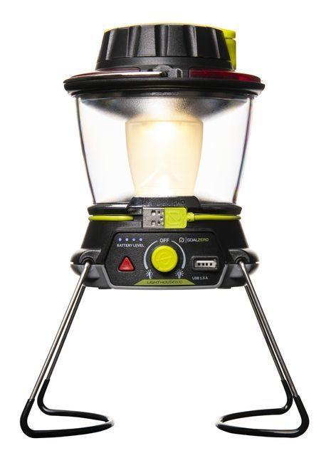 Lighthouse 600 Lantern & USB Power Hub
