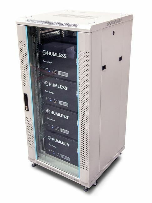 Humless Power Tower - Battery Storage