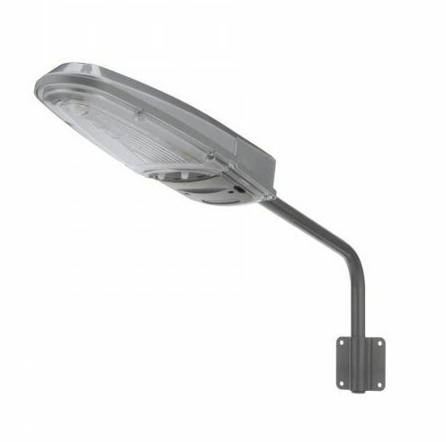 Gama Sonic Yard Light with 2 Mounting Options - Mounting Arm / Wall Mount