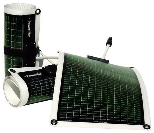 Flexible Solar Panel - PowerFilm R21 (21 Watt)