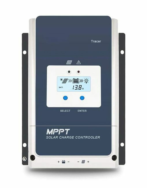ACO Power 60A MPPT Solar Charge Controller
