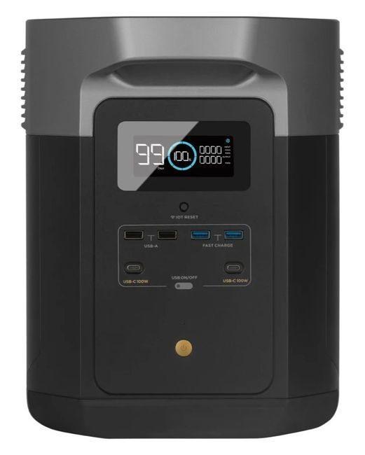 EcoFlow Delta Max Power Station - Battery Backup Portable Generator