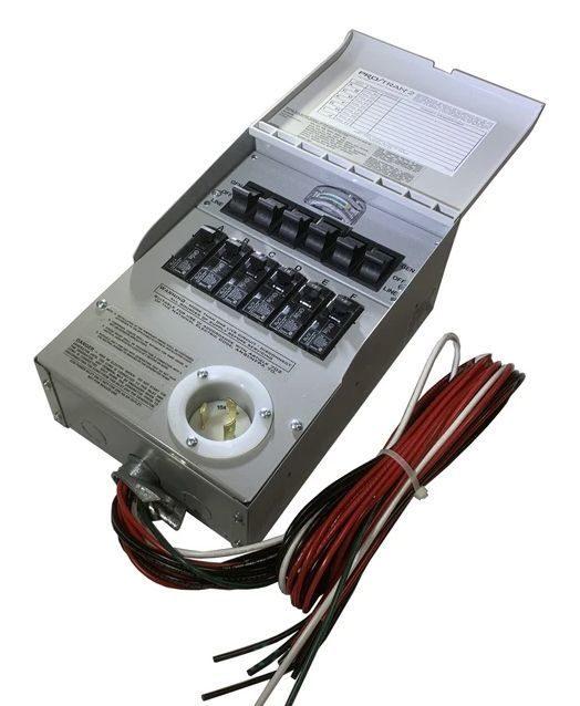 Natures Generator Power Transfer Kit - Elite