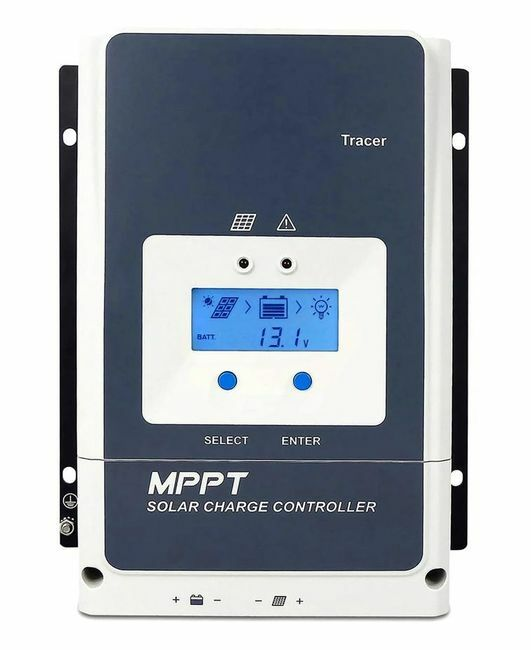 ACO Power 50A MPPT Solar Charge Controller