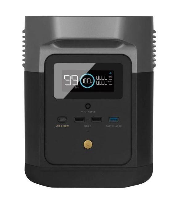 EcoFlow Delta Mini Power Station - Battery Backup Portable Generator