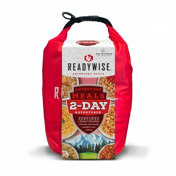 Ready Wise 2 Day Dry Bag Adventure Kit