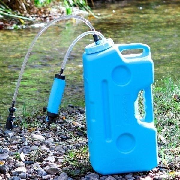 AquaBrick Water Purification System