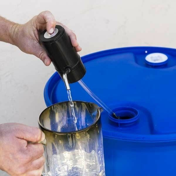 Sagan AquaDrum Water Filtration System - Drum not Included