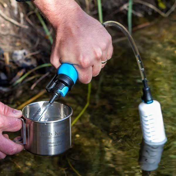 XStream Water Filter Straw by Sagan