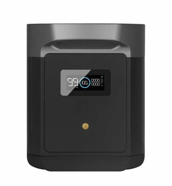EcoFlow Delta Max Extra Battery Expansion