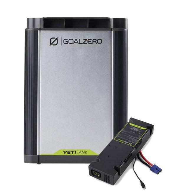 Goal Zero Yeti Expansion Battery Tank and Link Module Kit - V2