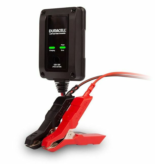 Duracell 1 Amp Charger and Maintainer