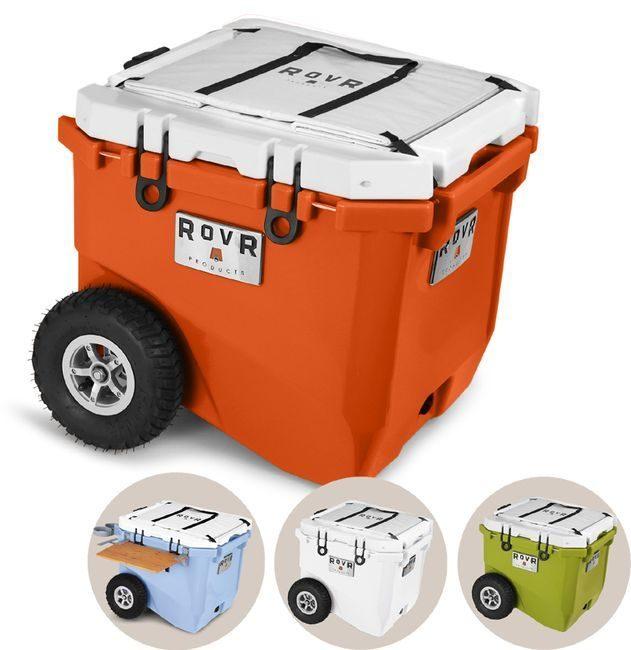 RollR 45 Portable Cooler on Wheels