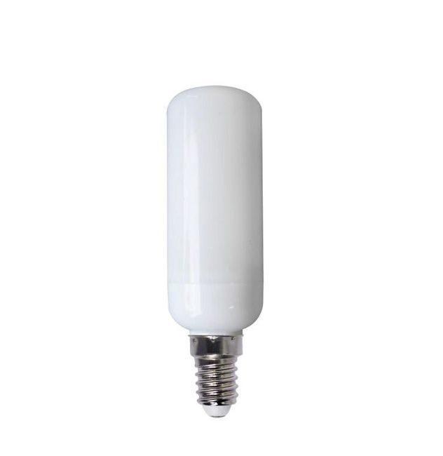 GS Solar Flame Style LED Light Bulb F-37 Warm White (2700K)