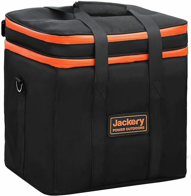 Medium Jackery Hard Carrying Case - For 500/550 Power Stations