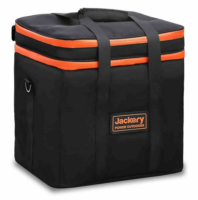 Large Jackery Hard Carrying Case - For 880/1000 Power Stations