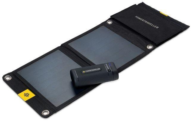 Powertraveller Sport 25 Battery and Solar Panel Kit