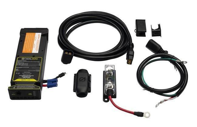 Goal Zero Yeti Link Vehicle Integration Kit