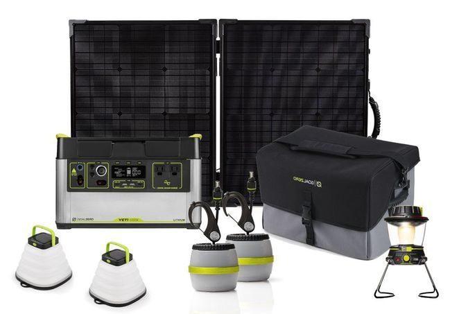 Goal Zero Yeti 1000X Lighting Kit