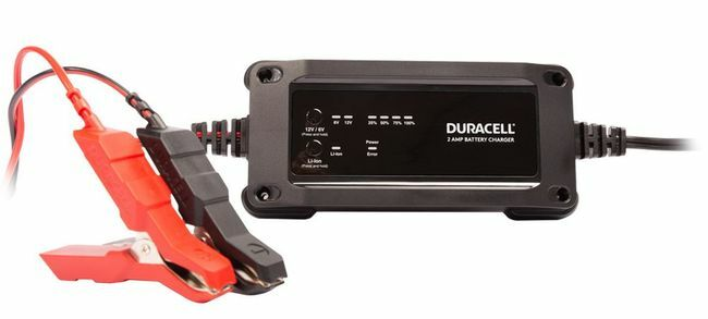Duracell 2 Amp Charger and Maintainer