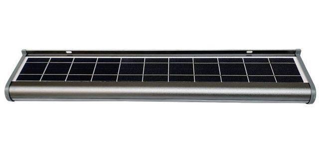 20 Watt Solar Wall Washer LED Light - 2000 Lumens