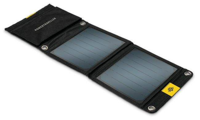Powertraveller Falcon 7 Ultra-lightweight Foldable Solar Panel