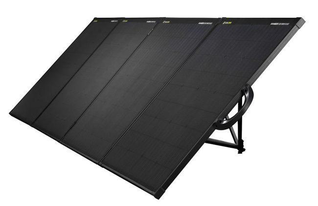 Goal Zero Ranger 300 Briefcase Solar Panel
