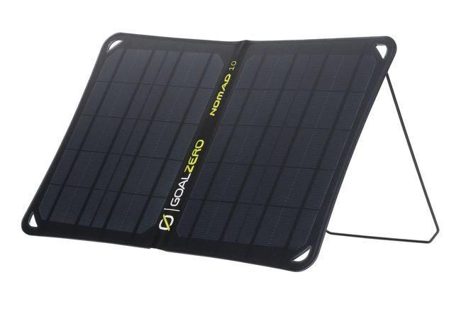 Goal Zero Nomad 10 Solar Panel
