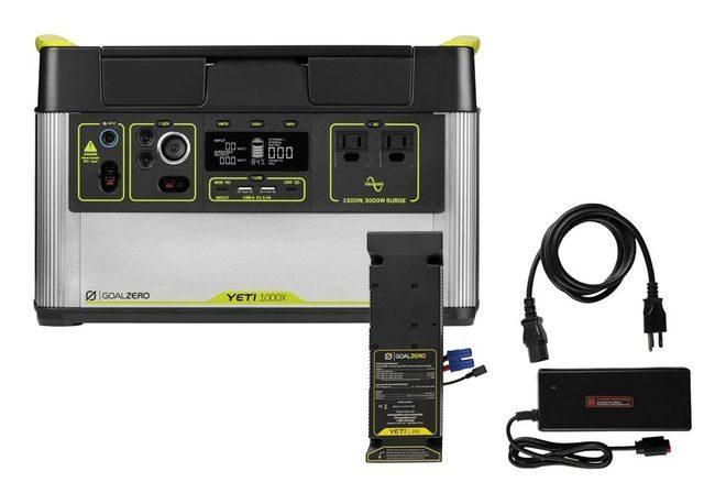 Goal Zero Yeti 1000X Vehicle Integration Kit