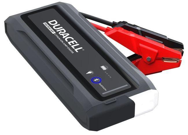 Duracell Bluetooth Lithium Ion Jump Starter