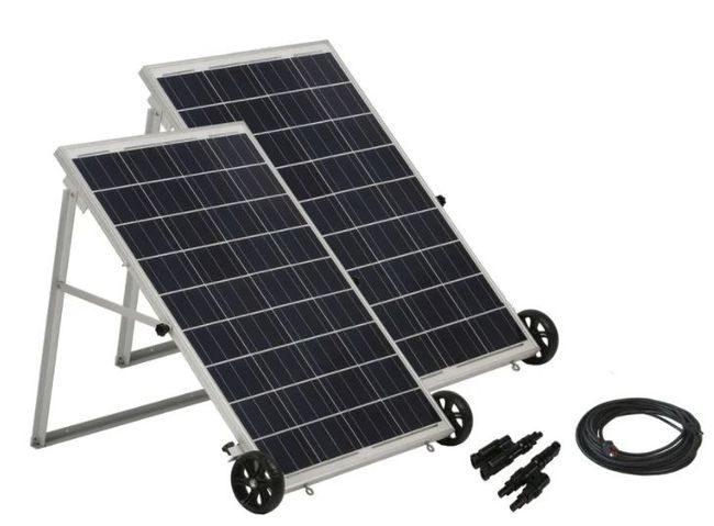 Natures Generator Power Panel Kit - 2 Panel System