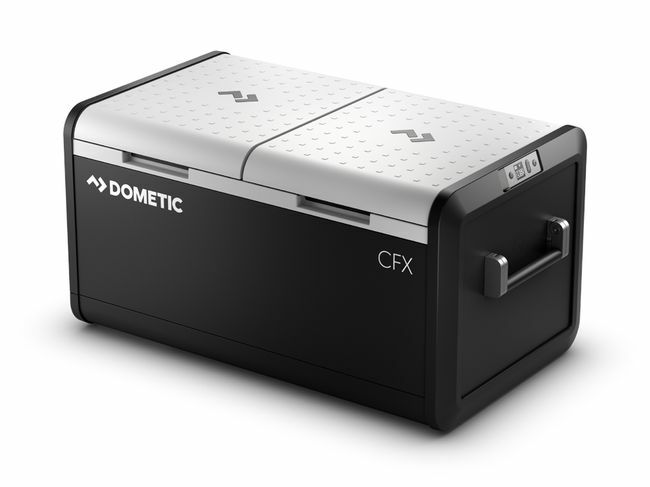 Dometic CFX3 95DZ Portable Electric Dual Zone Cooler and Freezer
