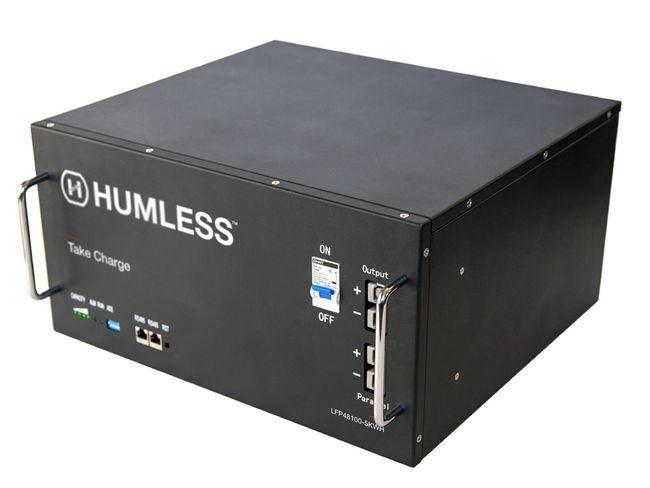 Humless 5 kWh Battery (LiFePO4)