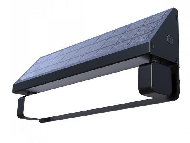 Solar Smart Sensing LED Wall Light
