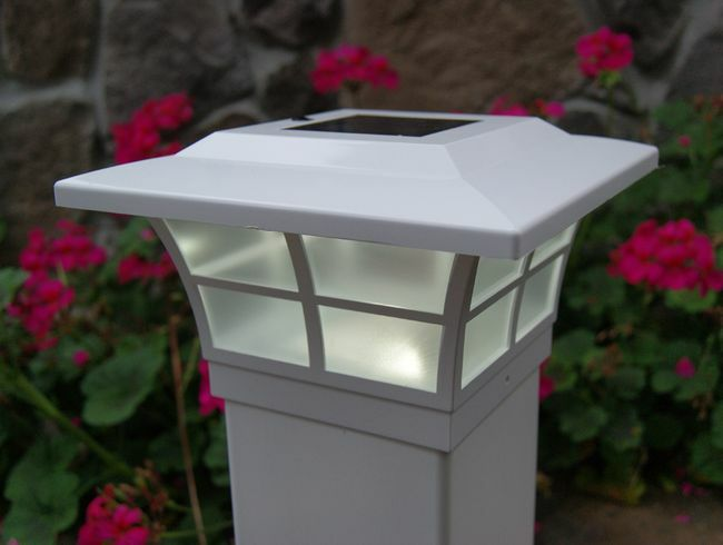 Classy Caps Prestige Solar Post Cap for 5x5 Posts