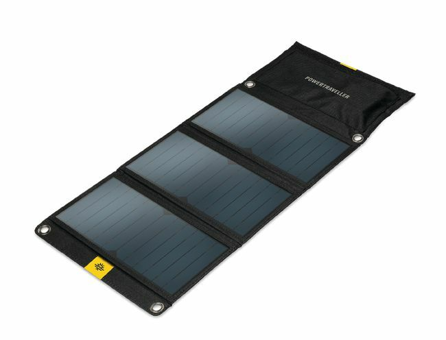 Powertraveller Falcon 21 Ultra-lightweight Foldable Solar Panel