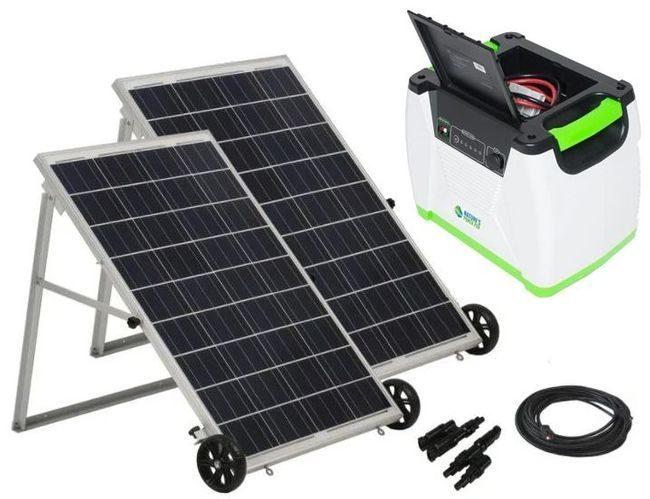 Natures Generator Power Add On Bundle