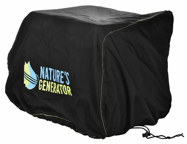 Natures Generator Cover