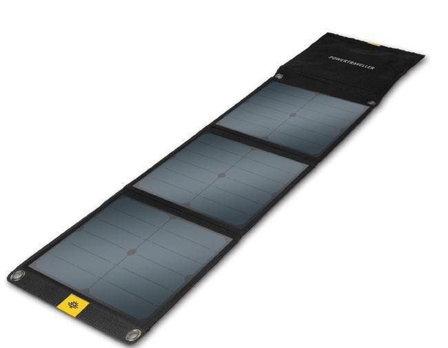 Powertraveller Falcon 40 Ultra-lightweight Foldable Solar Panel