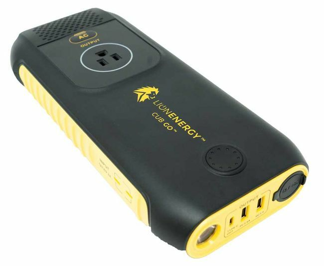 Lion Cub GO Power Bank - Portable AC Inverter