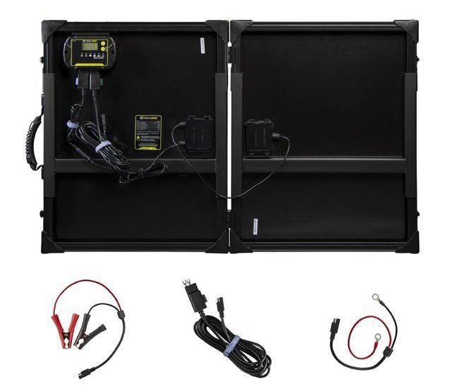 Goal Zero Boulder 100 Briefcase Solar Charging Kit - 10 Amp Charge Controller