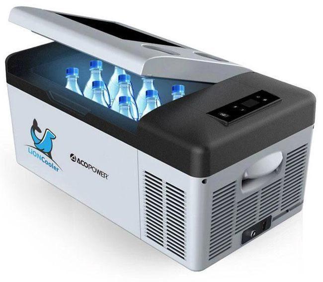 LionCooler X15A Portable Solar Fridge/Freezer