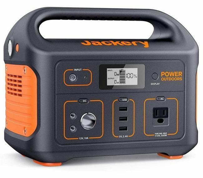 Jackery Explorer 550 Portable Power Station