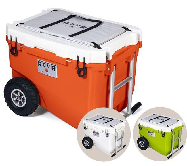 RollR 60 Portable Cooler on Wheels