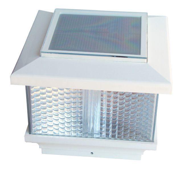 Dock Edge Solar Post Cap Light for 4 x 4 Posts